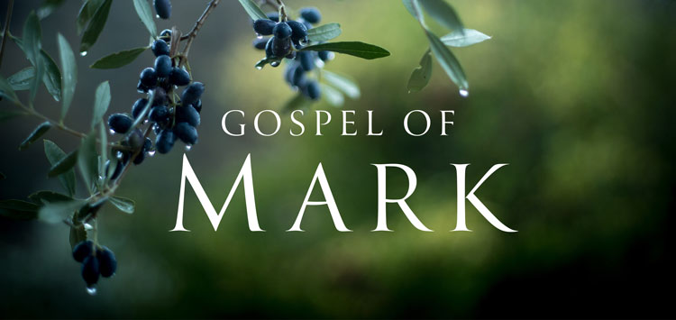 The Gospel of Mark Download Graphic