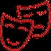 PFA Theatre Masks